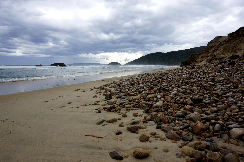 stoney beach